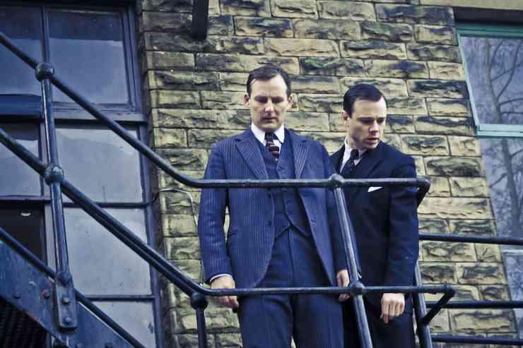 尼克·迈瑞莱格伦-百年乡情第一季剧照图片高清图片
