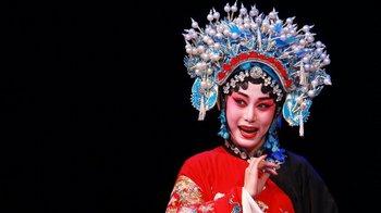 中国京剧像音像集萃
