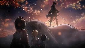 进击的巨人剧场版:前篇·红莲之箭