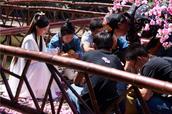 武林江湖风云再起:新《射雕》首度曝光鲜肉主演海报 五星级制作重新诠释经典