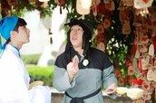 """专访黄渤:为红雷""""智商""""犯愁!(附赠黄渤&王迅&张艺兴脑力大PK)"""