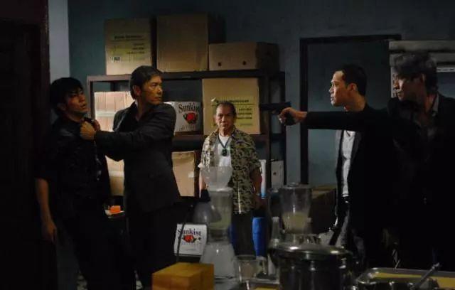电影 机动部队 电视剧上映